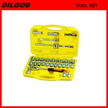 32 pcs hand tool set,tool set for car repair, socket set