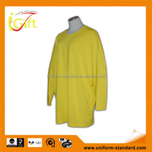 Low MOQ hot sell good quality extra long wholesale fashion t-shirts