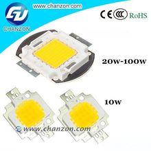 cheap white warm white RGB light Epistar Integrated high power Led chip 70w bridgelux chip led