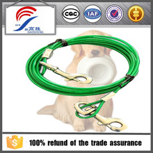 Green leather dog collars for 50 pound dog