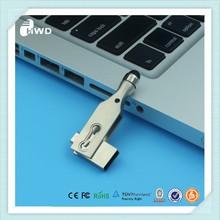 OTG Usb Flash Drives,OTG Usb For Smartphone & PC Pendrive Memory Stick OTG Ultra Dual 16GB USB Micro Pen Flash Driver