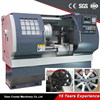 Professional cnc diamond cut alloy wheel lathe machine AWR2840
