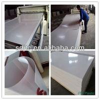 pvc advertisement board pvc foam sheets