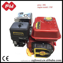 170F HOT SALE gasoline engine, motor, 4 stroke engine