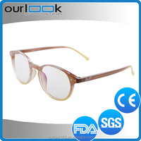 2015 Most Popular Fancy Anti Blue Ray Latest Fashion Eyeglasses Optical Frame