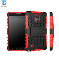 Mobile Phones Sales Promotion for Samsung Galaxy Note 3 Mix Colors Armor Hybrid Hard Back Case Shockproof Protective Cover