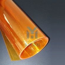 Transparent Colorful Plastical PVC Sheets for Packing
