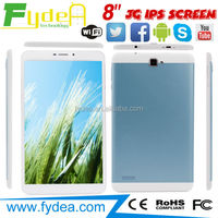 8 Inch Firmware Android 4.1 Tablet With 13MP Camera