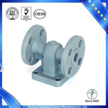 Factory Low Price ISO 9001 OEM Customized Stainless Steel Metal Casting Ductile Iron fcd550