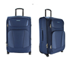 New arrival polyester blue color trolley bag