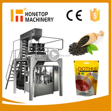 Full automatic used tea bag packing machine