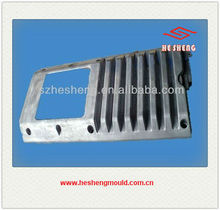 chinese OEM professional aluminium casting for household part