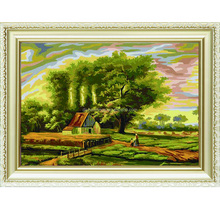 Top sale diy digital oil painting handmade acrylic paint with AOA certificate