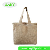 hessian tote bags for shopping and daily carry eco friendly