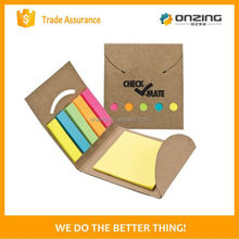 Onzing new expression face memo pad sticky note factory