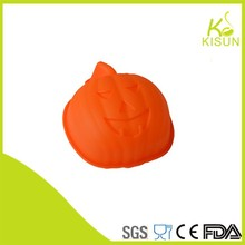 halloween pumpkin shape cupcake mould