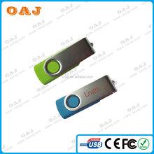 Metal Twister USB Swivel USB Stick