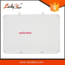 wall hang notice board/production kanban/magnetic sport whiteboard