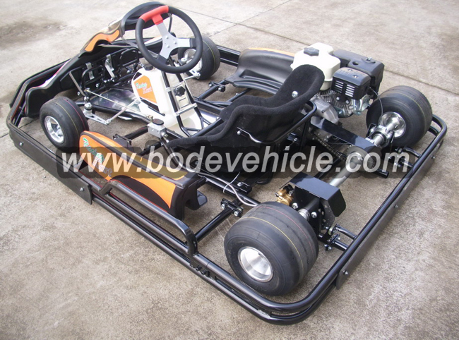 New Bode Cheap Adult Racing Go Kart for sale with 6.5HP(MC-479)