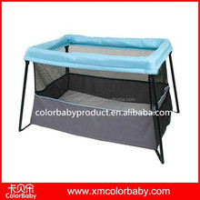 New design play yard/ factory selling large palyard/ Portable playyard for baby BP25A