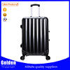 New products to sell vintage style ABS travel luggage fashion designers vintage luggage with wheels