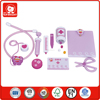 13 pcs kids role play doctor educational wooden play doctor set toys realistic doctor set baby toy family household play set toy