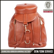 2015 Fashion, casual and young export backpack