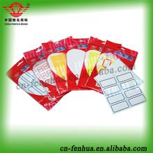 Venta al por mayor número de espuma eva etiqueta/3d adhesivo de la espuma decoración de la habitación calcomanias