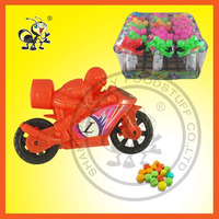 Moto Bike with Whistle Toy Candy