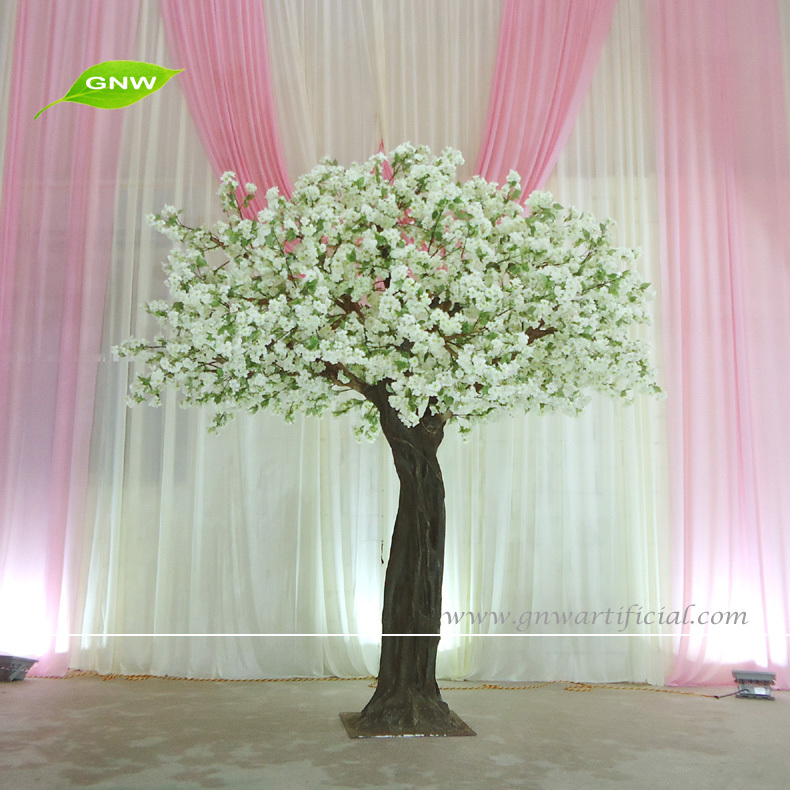 Gnw bls1508001 8ft white artificial indoor trees cherry blossoms gnw bls1508001 8ft white artificial indoor trees cherry blossoms large wedding tree for wedding stage decoration mightylinksfo
