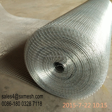 """Weld Mesh Wire Fencing 36"""" 1/2"""" x 1/2"""" 30m 19G For Rabbit/Poultry Pens Aviary , Wire Mesh Quail Cage , Iron Wire Mesh"""