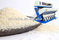 New technology of agricultural machinery! Vision's rice CCD Color Sorter! From Hefei, Anhui!
