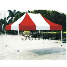 4m x 6m big tent Hexagon alum Chinese manufacturer tent camping