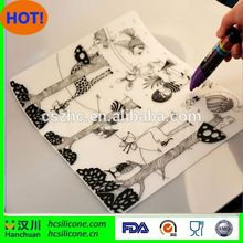 Export Italy Brand new high quality silicone table mat with high quality