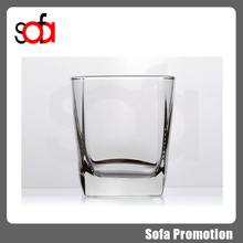 2015 popular originality glass cup, wine cup,whisky glass cup