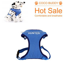 Professional Personal Name safety harness dog pet