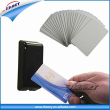High Quality 13.56 mhz Contactless Smart Card/ ID Card Supplier