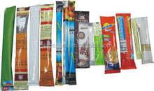 Automatic stick bag liquid pouch packaging machine