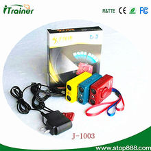 hot !!! ultrasound ultrasonic dog repeller and trainer with LED light