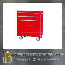 China supplier custom high quality roller metal tool box