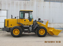Haoxin 938 agricultural equipment wheel loader