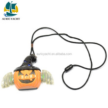 2015 The Newest promotional pumpkin shaped led party sunglasses