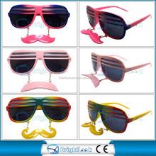 2015 Fashion Funny plastic party sunglasses