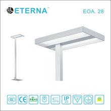2013 New Style PL 2x55W Aluminium Floor Lamp