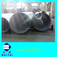BaiTai Stainless steel Welded Pipes 304 304L 316 316L