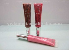 Super quality soft tube fashion color lips makeup