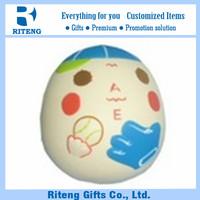 children gifts lovely face pu stress ball