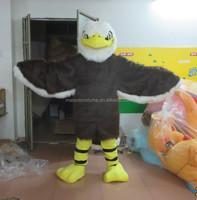 Eagle mascot costume / hawk mascot adult type sale