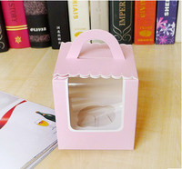 Fashion luxury gift paper box