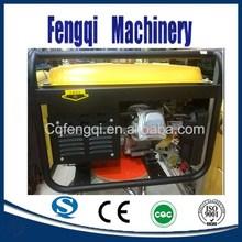 Fabricación de motores 190f nuevo estilo fengqi 2014 generadores eléctricos key start 5KW